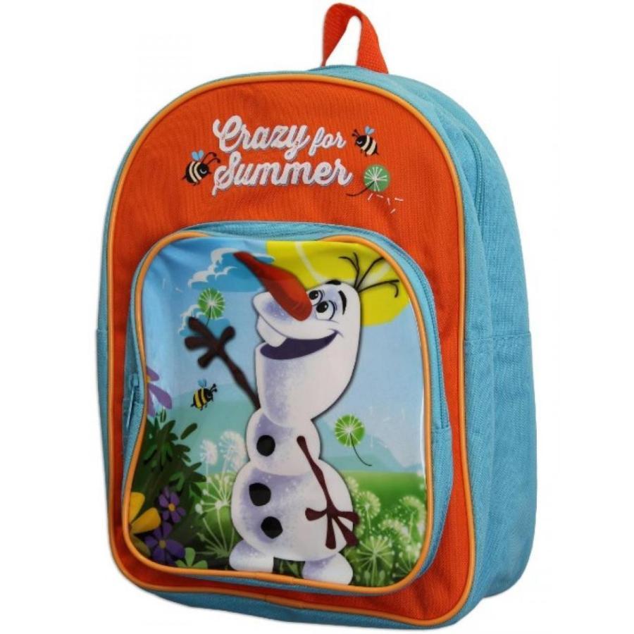 アナと雪の女王 おもちゃ フィギュア Disney Frozen Rucksack - Olaf 輸入品