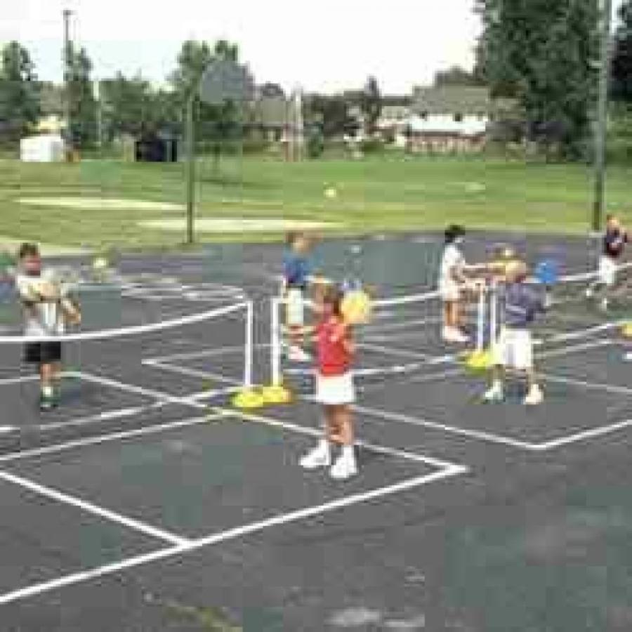 テニス ラケット Multi - Dome Floor Tennis 輸入品