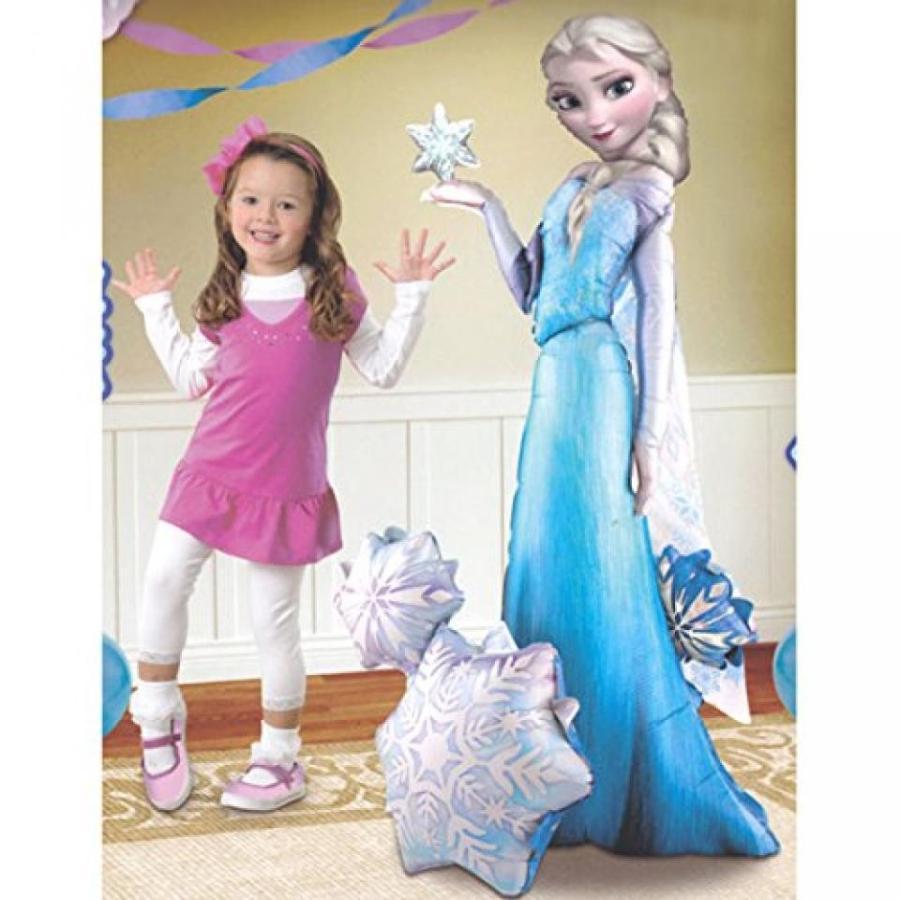 アナと雪の女王 おもちゃ フィギュア NEW! ELSA FROZEN AIRWALKER 57