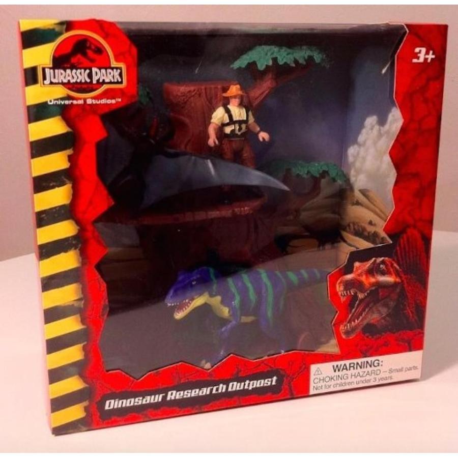 ジュラシックワールド おもちゃ フィギュア 恐竜 Universal Studios Jurassic Park Dinosaur Research
