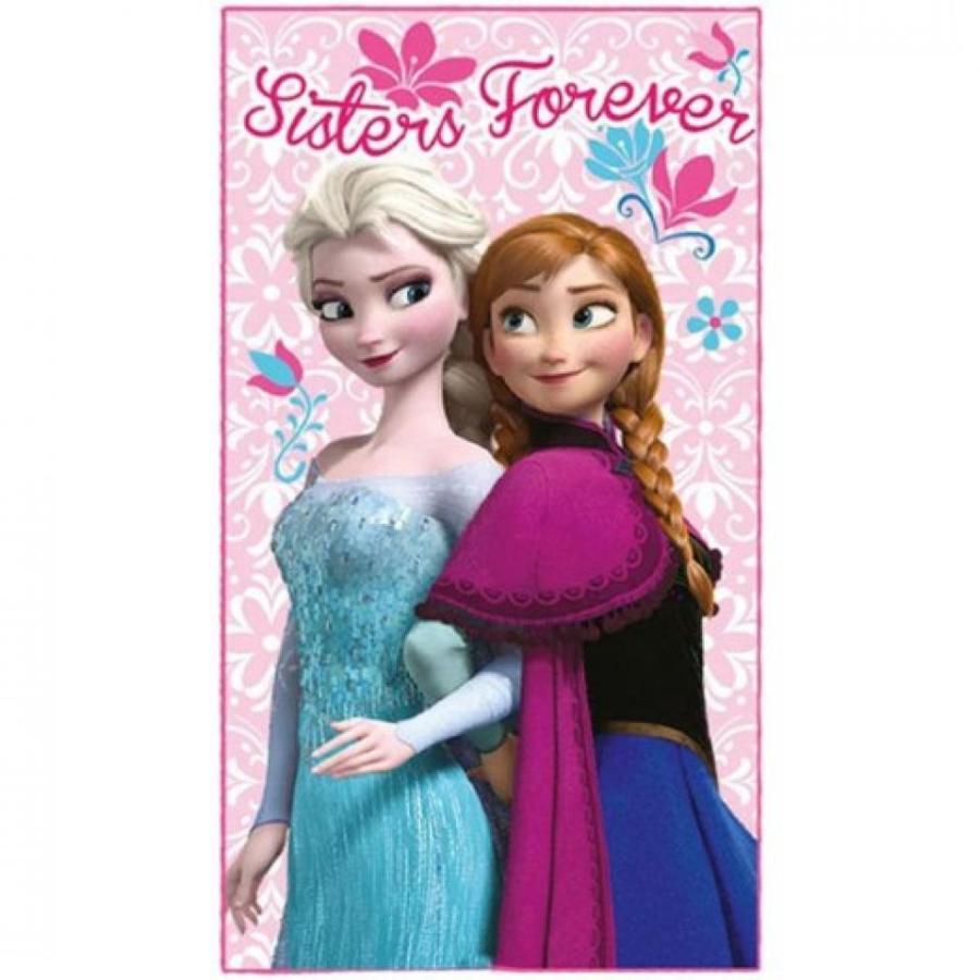 アナと雪の女王 おもちゃ フィギュア Girl Fleece blanket Frozen 100x150cm ピンク [Apparel] 輸入品