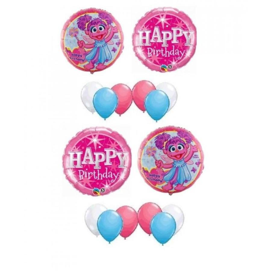 アナと雪の女王 おもちゃ フィギュア Abby Cadabby Happy Birthday Balloon Decoration 輸入品