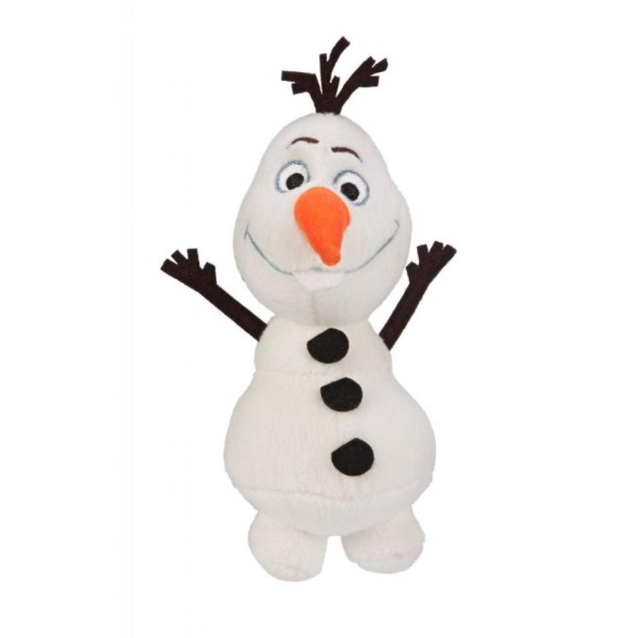 アナと雪の女王 おもちゃ フィギュア Disney Frozen Olaf Standing Plush Toy 輸入品