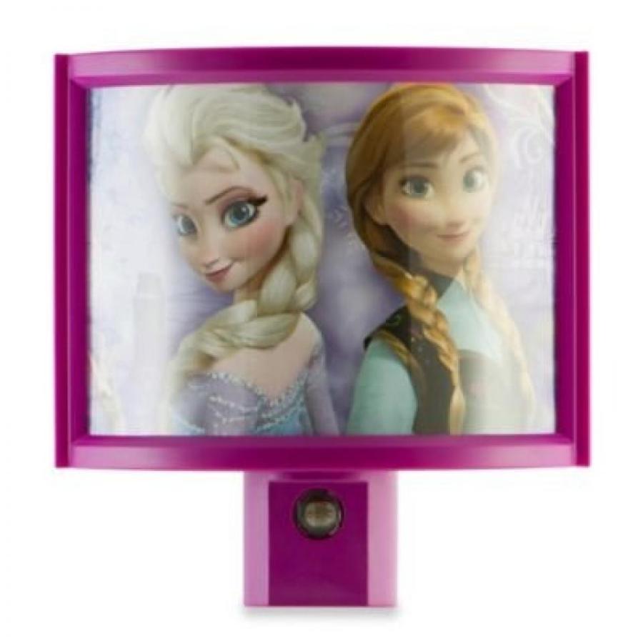 アナと雪の女王 おもちゃ フィギュア Disney Frozen Wrap Shade Nightlight 輸入品