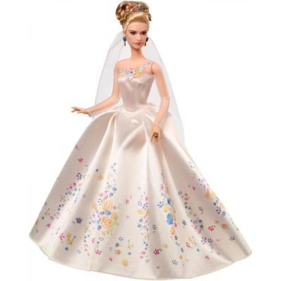 バービー人形 おもちゃ 着せ替え Disney Cinderella Wedding Day Barbie Doll 輸入品
