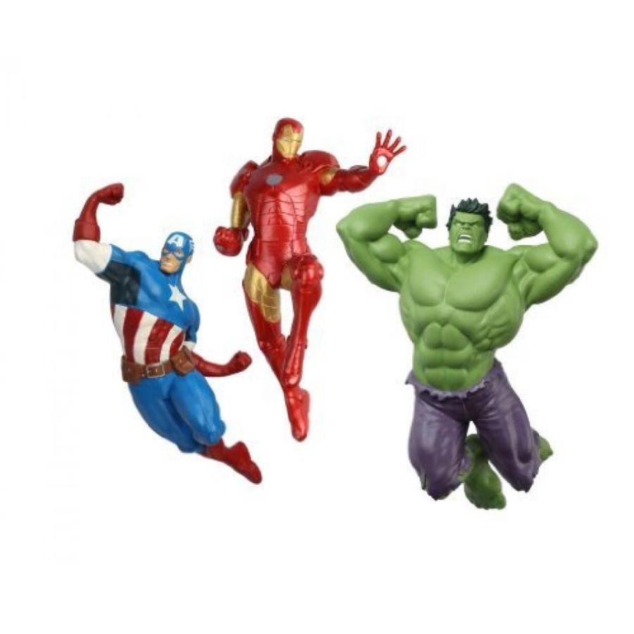 アベンジャーズ おもちゃ フィギュア Swimways Avengers Dive Characters Model: 27143 輸入品