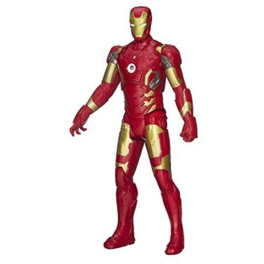 アベンジャーズ おもちゃ フィギュア Marvel Avengers Age of Ultron Titan Hero Tech Iron Man 12 Inch Figure 輸入品