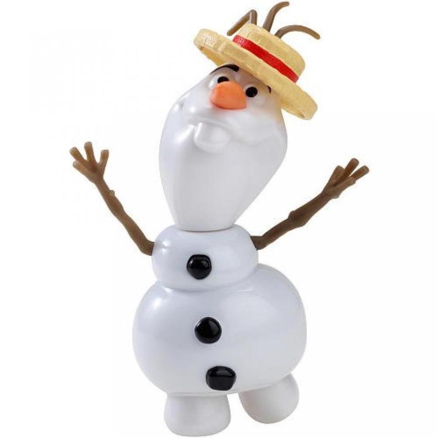 アナと雪の女王 おもちゃ フィギュア Disney Frozen Summer Singing Olaf Doll 輸入品