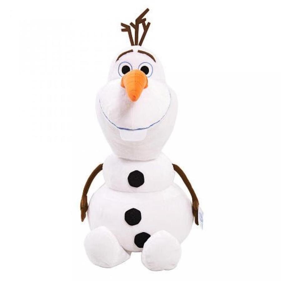 アナと雪の女王 おもちゃ フィギュア Disney Frozen Jumbo Plush Olaf 輸入品