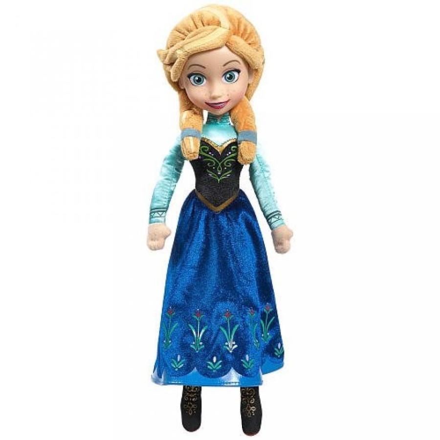 アナと雪の女王 おもちゃ フィギュア Disney Frozen Large Plush Anna 輸入品