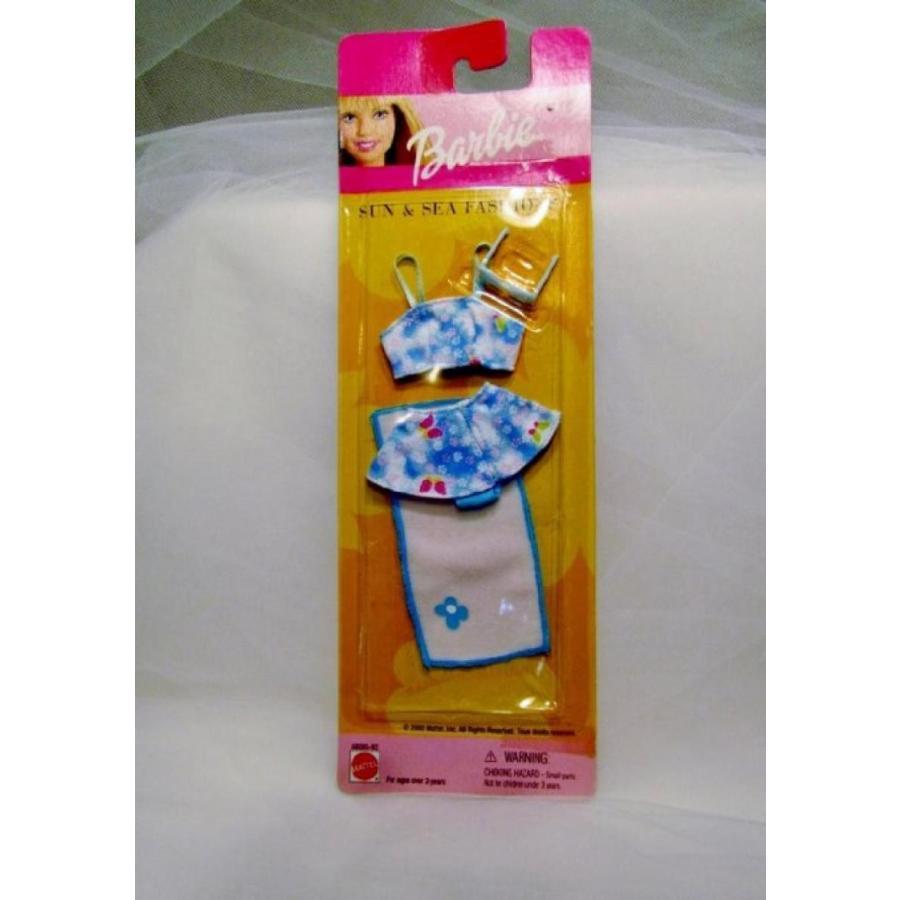 バービー人形 着せ替え おもちゃ 2000 lt 青 2 piece swimsuit Sun & Sea 輸入品