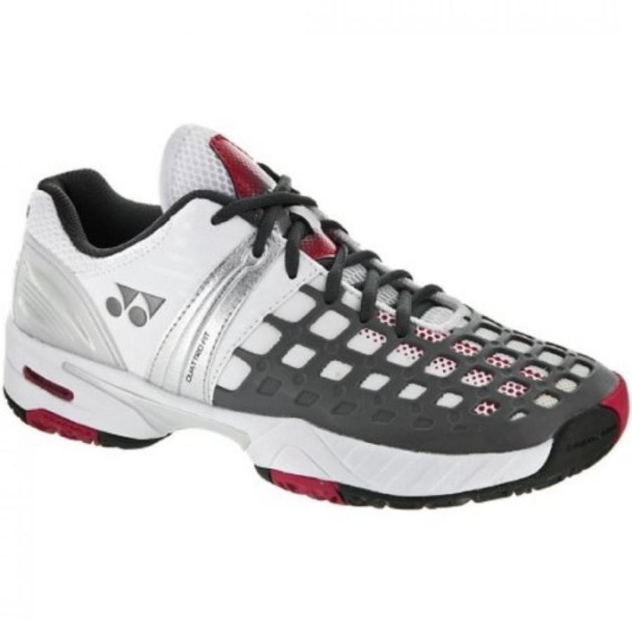 今年も話題の テニス Men's ラケット Yonex Power Tennis Pro Cushion Pro Men's Tennis Shoe, White/Gray/Red 輸入品, 株式会社ヒロチー商事:5aa54d0a --- airmodconsu.dominiotemporario.com