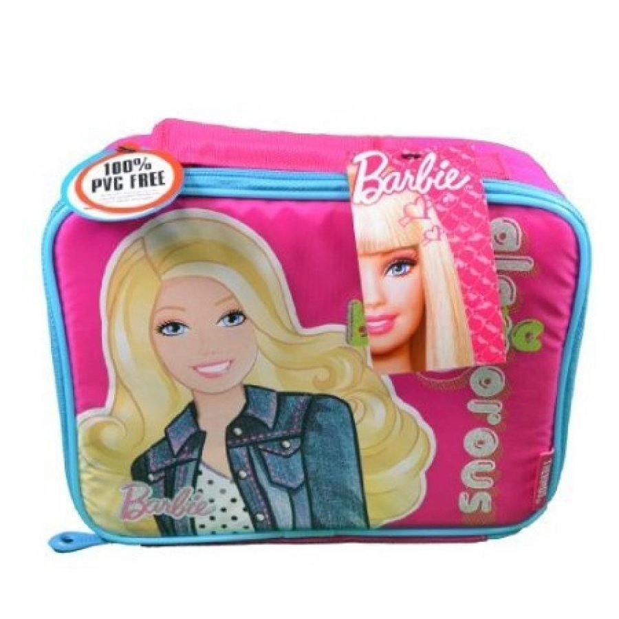 バービー人形 着せ替え おもちゃ Barbie Fabulous Glamorous Thermos Insulated Lunch Kit 100% PVC Free 輸入品