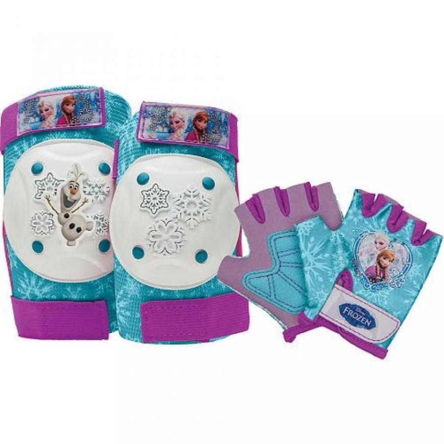 アナと雪の女王 おもちゃ フィギュア Bell Sports Disney Frozen Pad Set 輸入品