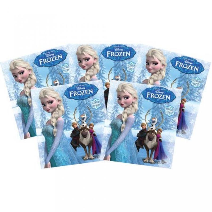 アナと雪の女王 おもちゃ フィギュア Panini - Disney Frozen Enchanted Moments Sticker Collect