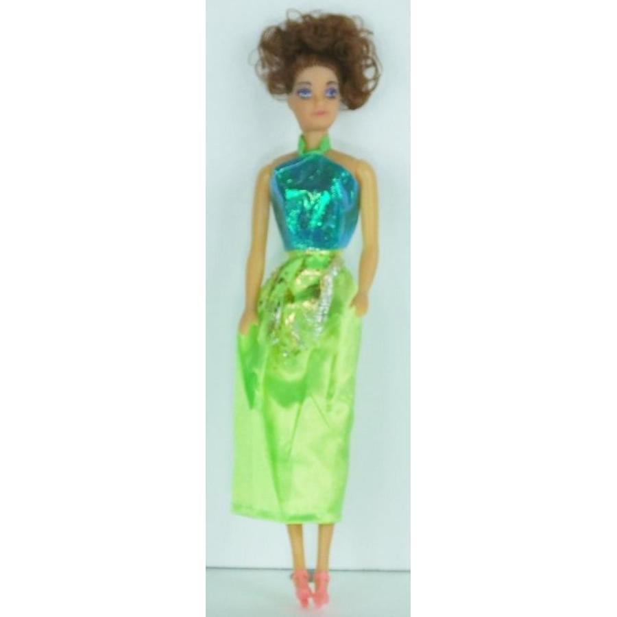 バービー人形 着せ替え おもちゃ 11.5 inch Toy Model Dolls (Model-1) 輸入品