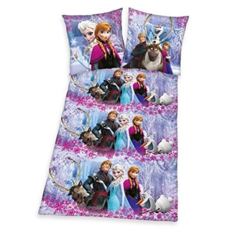 アナと雪の女王 おもちゃ フィギュア Frozen - Disney - European Style Duvet Bed Cover Set (Th