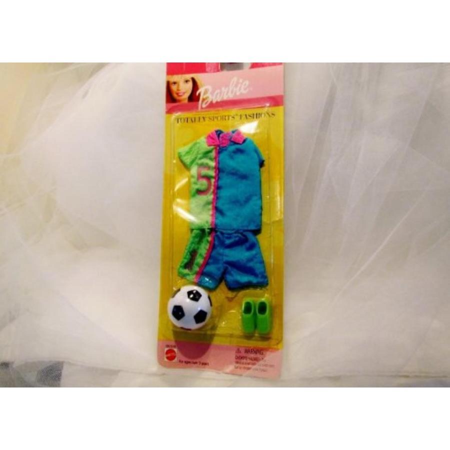バービー人形 おもちゃ 着せ替え 2000 Barbie Totally Sports soccer uniform fashion outfit 輸入品