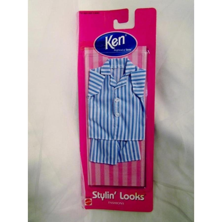 バービー人形 着せ替え おもちゃ 1998 Ken Stylin' Looks pajamas 輸入品