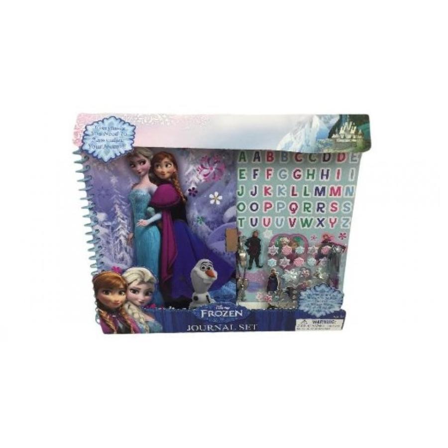 アナと雪の女王 おもちゃ フィギュア Disney Frozen Ana & Elsa Journal Set 輸入品
