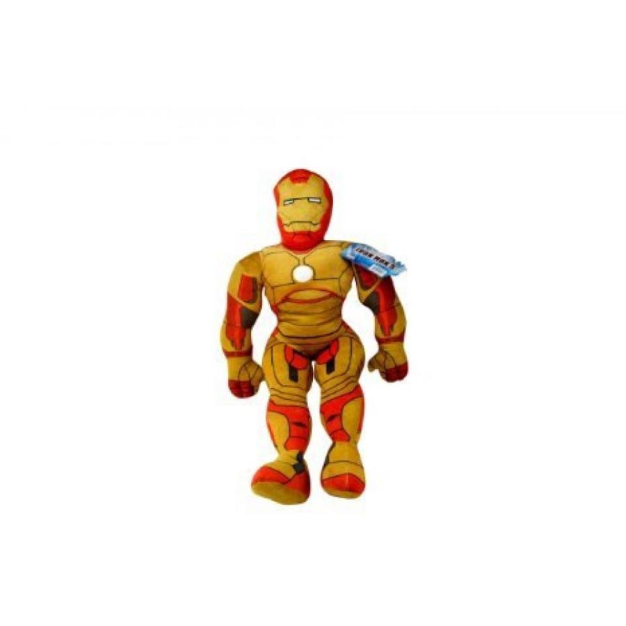 アナと雪の女王 おもちゃ フィギュア Marvel Iron Man Plush Pillow Buddy 輸入品