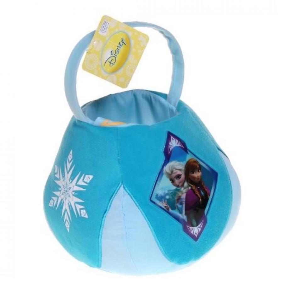 アナと雪の女王 おもちゃ フィギュア Frozen Elsa Anna Plush Treat Basket - Easter or Halloween 輸入品