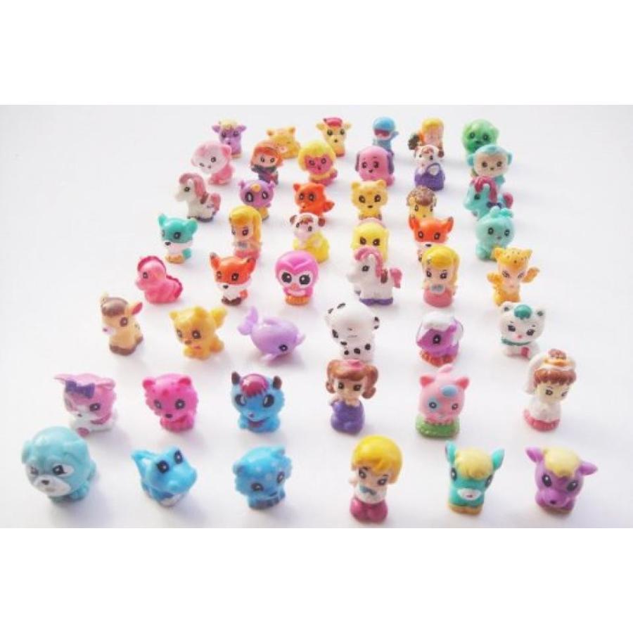 アベンジャーズ おもちゃ フィギュア Cartoon Soft Squinkies Animal and Boygirls Capsule PVC A