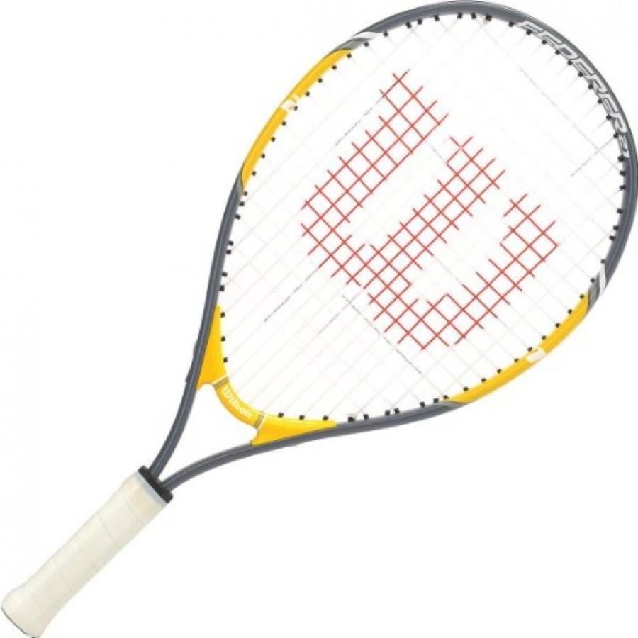 【メール便送料無料対応可】 テニス ラケット New Racket Tennis WILSON Youth Federer 21 Racquet Tennis 21 Racquet 21 IN. YELLOW 輸入品, セレクトビオ:7c4af542 --- airmodconsu.dominiotemporario.com