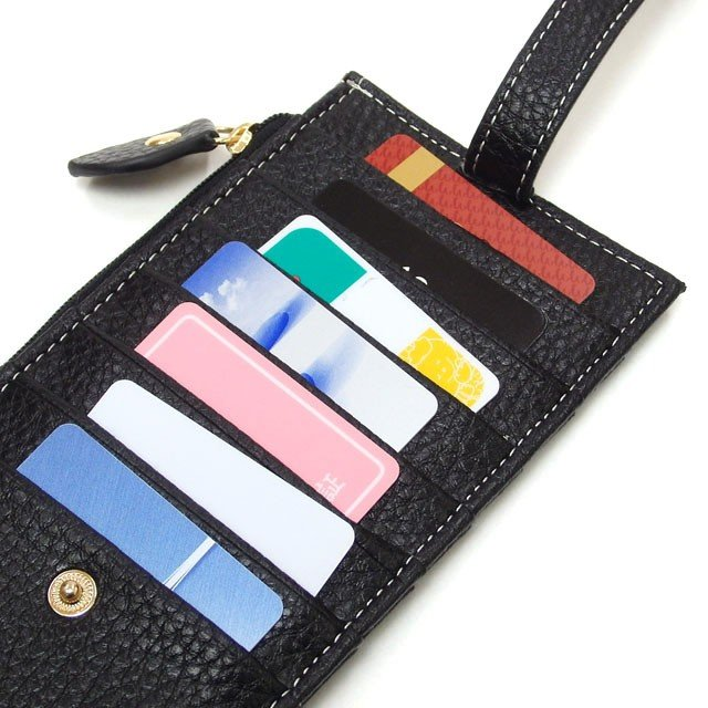 カードケース メール便送料無料 薄型 大容量 レディース メンズ スリム クレジットカード 長財布 セール おしゃれ かわいい osyarehime 06