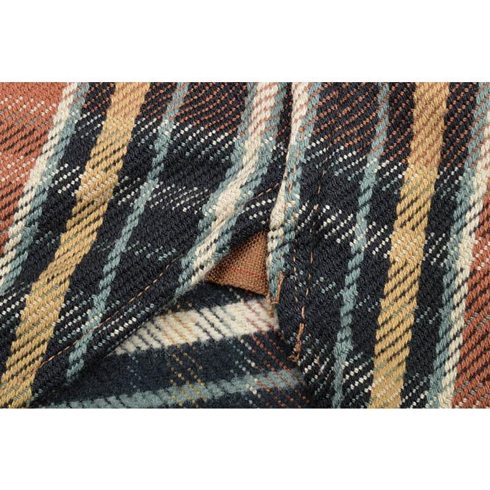 デラックスウエア(DELUXEWARE)ヘビーネルシャツ HV-41|ot-emens|10