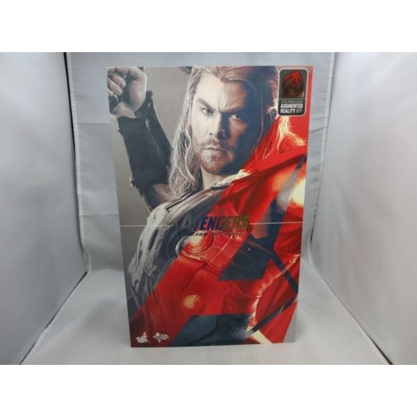 HOTTOYS ホットトイズ ソー アベンジャーズ AGE OF ULTRON (3) THOR MOVIE STAR PIECE 512016080408