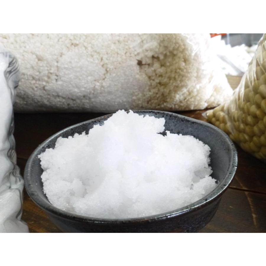 手作り味噌セット(大量仕込み用 こだわり食塩 樽なし) otamaya2002 02