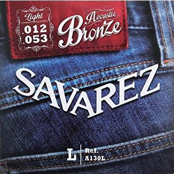 アコースティックギター 弦 ブロンズ サバレス SAVAREZ A130L 超特価 結婚祝い