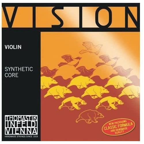 Vision 大注目 ビジョン 特価品コーナー☆ バイオリン弦 D線 1 2