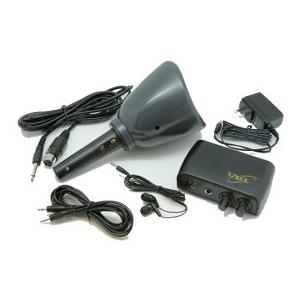 一人でカラオケDX 返品送料無料 防音マイク 安売り カラオケ練習用マイク 家庭用 一人カラオケ