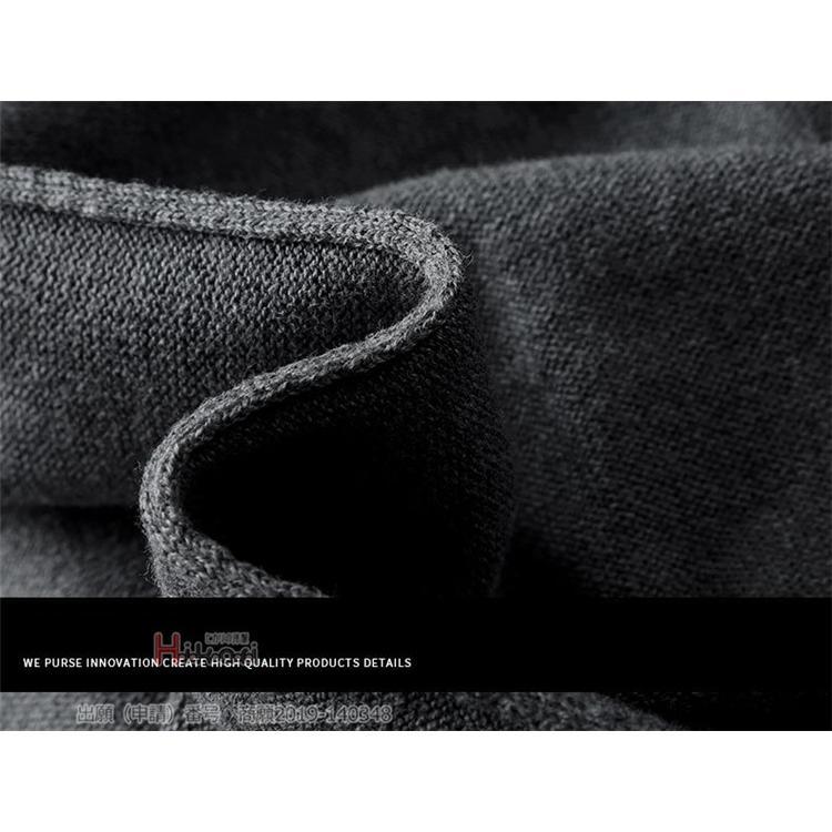 セーター メンズ vネック 無地 ニット 長袖 スクール 学生 ニットセーター 綿100% 無地 おしゃれ 秋冬|otasukemann|18