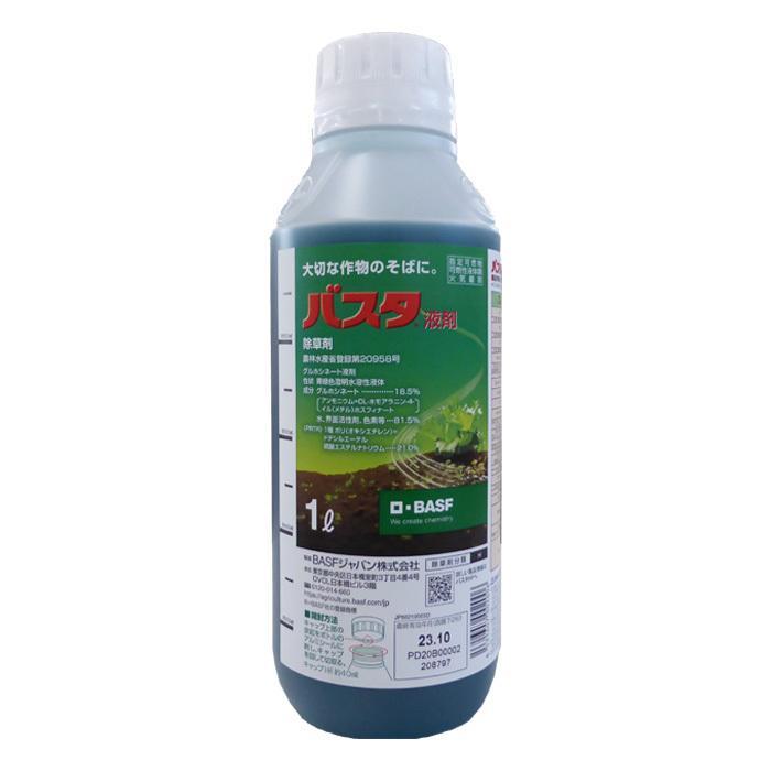 大注目 除草剤 バスタ 1L バスタ液剤 商品