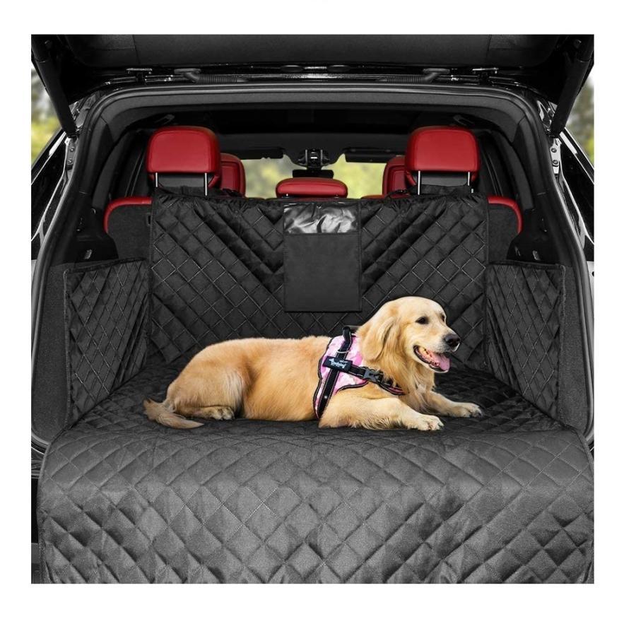 ペット用ドライブシート トランクマット 全品送料無料 流行 多機能ノンスリップマット シートカバー 犬