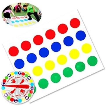 ツイスターゲーム セットアップ パーティーゲーム 定番ゲーム 国際ブランド