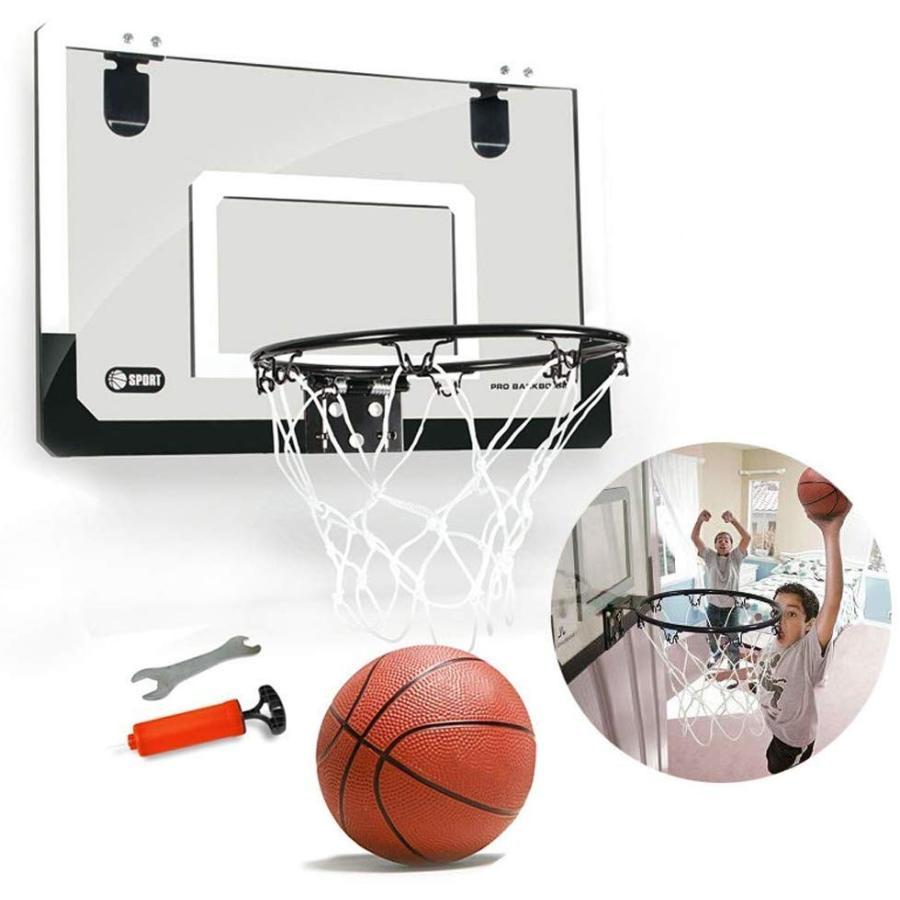 バスケット お値打ち価格で ゴール セット バスケットボール シュート練習 オフィス 国内在庫 自宅 ストレス解消 プレゼント