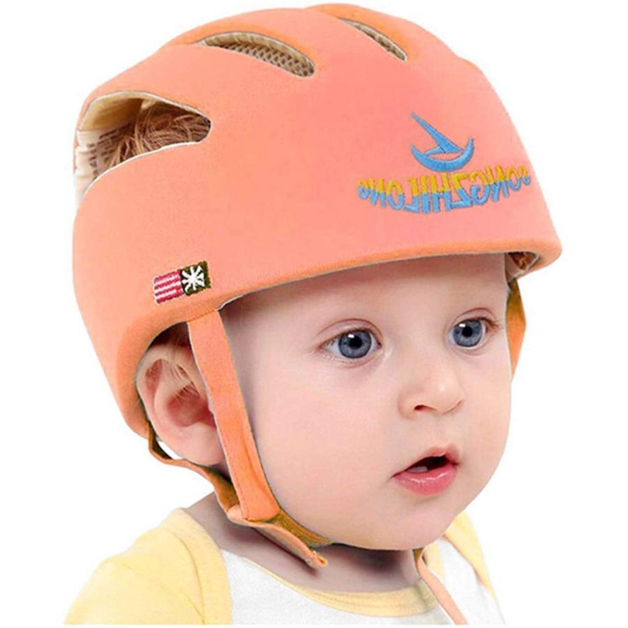 赤ちゃん 頭 ガード ベビー 綿100% 毎週更新 別倉庫からの配送 ヘルメット 室内用