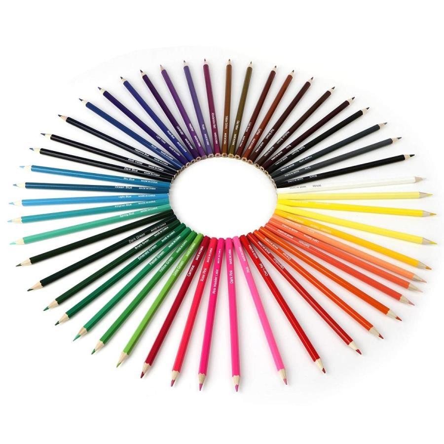 色鉛筆 50色セット 画材セット 鉛筆削り付き|otokurasi|03
