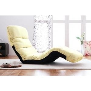 座椅子 座椅子 1P フロアリクライニングチェア Rias