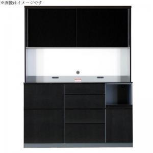 キッチンボード 開梱サービスなし 160cm 208cm 52cm 大型レンジ対応 UV塗装人工大理石天板ハイカウンター95cmキッチンボード Chartres