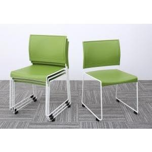 オフィスチェア 4脚組 多彩な組み合わせに対応できる 多目的オフィスワークテーブルセット ISSUERE
