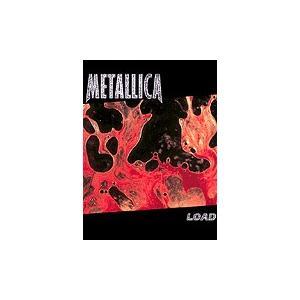 取寄 楽譜 Load | メタリカ | Metallica  曲集・ギター&ボーカル譜・タブ譜|otorakuya