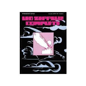 取寄 楽譜 Led Zeppelin Complete | レッド・ツェッペリン 曲集・ギター譜・タブ譜付き|otorakuya