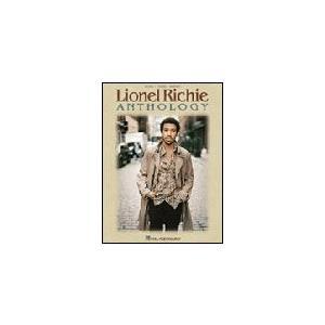 取寄 楽譜 Lionel Richie Anthology   ライオネル・リッチー 曲集 otorakuya