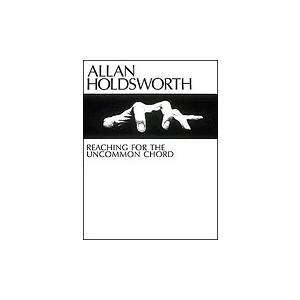 取寄 楽譜 Reaching For the NEW 贈り物 Uncommon Chord アラン ホールズワース Allan 採譜版 Holdsworth 耳コピー