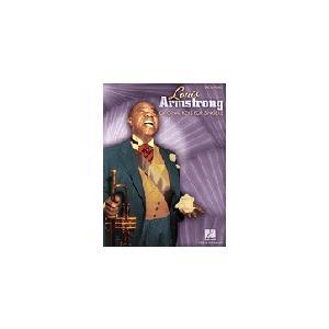 取寄 楽譜 Louis Armstrong - Original Keys For Singers   ルイ・アームストロング 採譜版 (耳コピー) otorakuya
